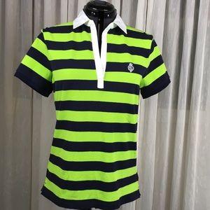 Raulph Lauren Stripe Polo